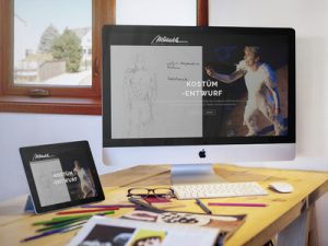 Website Moritz Haakh