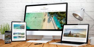 Website FERNWEHREISEN