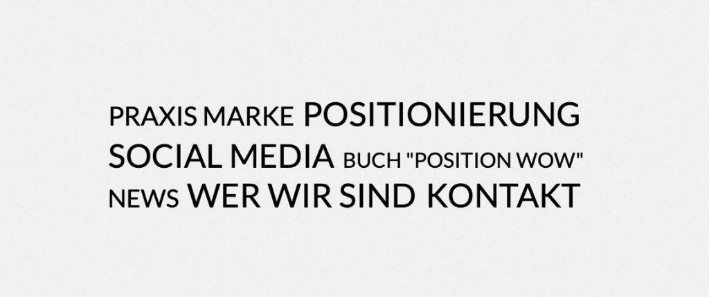 Skizze Startseite vysible.de